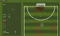 Play 3 vs 1 football on Perro-Electric.Com
