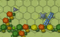 Play Aliens Defense game on Perro-Electric.Com