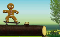 Play Cookies - a walk in the wood game on Perro-Electric.Com