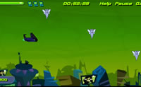 Play Flying Sitch Through Time game on Perro-Electric.Com