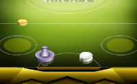 Play Air Hockey 9 game on Perro-Electric.Com