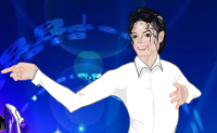 Play Michael Jackson Dress Up game on Perro-Electric.Com