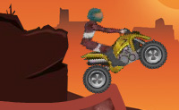 Play ATV Canyon game on Perro-Electric.Com