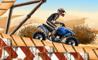 Play ATV Off-road Thunder game on Perro-Electric.Com