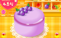 Play Bake a Cake 1 game on Perro-Electric.Com