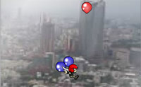 Play Balloon Duel game on Perro-Electric.Com