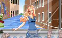 Play Barbie on Holiday game on Perro-Electric.Com