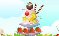 Play Beautiful Fruit Plates game on Perro-Electric.Com