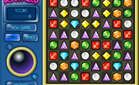 Play Bejeweled 1 game on Perro-Electric.Com