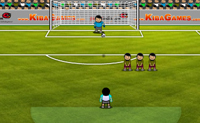 Play Penalty Shoot-Out 14 game on Perro-Electric.Com