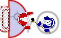 Play Best hockey game game on Perro-Electric.Com