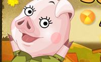 Play Big Pig Adventure game on Perro-Electric.Com