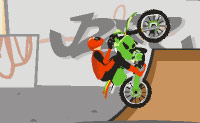 Play Trail Stunter game on Perro-Electric.Com