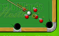 Play Blast Billiards Hustler game on Perro-Electric.Com