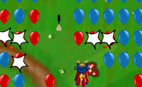 Play Bloons Super Monkey game on Perro-Electric.Com