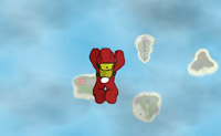 Play Parachute Rabbit game on Perro-Electric.Com