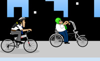 Play Cycling 2 game on Perro-Electric.Com