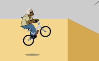 Play BMX Stunter game on Perro-Electric.Com