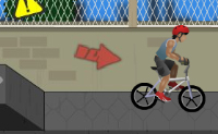 Play BMX Pro Style game on Perro-Electric.Com