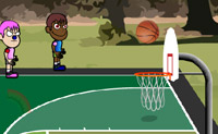 Play Basketball 9 game on Perro-Electric.Com