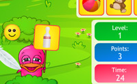 Play Duck tickling game on Perro-Electric.Com