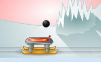 Play Bomb trampoline on Perro-Electric.Com