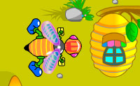 Play Bee Adventure on Perro-Electric.Com