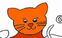 Play Cat Coloring Game game on Perro-Electric.Com