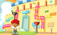 Play Bubble Trouble 2 on Perro-Electric.Com