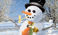 Play Build a Snowman on Perro-Electric.Com