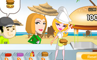 Play Hamburger place 6 game on Perro-Electric.Com