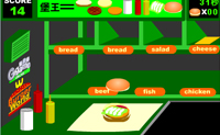 Play Hamburger place 4 on Perro-Electric.Com