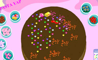 Play Make Cake game on Perro-Electric.Com