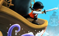 Play Cake Pirate game on Perro-Electric.Com