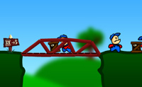 Play Cargo Bridge game on Perro-Electric.Com