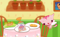 Play Cat Angel Cookie Rescue on Perro-Electric.Com