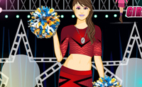 Play Cheerleader Dress Up on Perro-Electric.Com