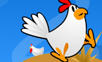 Play Chicken Invaders 2 online on Perro-Electric.Com
