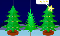 Play Christmas trees game on Perro-Electric.Com