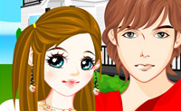 Play Dress Up Couple 1 game on Perro-Electric.Com