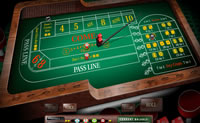 Play Craps Roulette game on Perro-Electric.Com