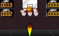 Play Crazy Hoops on Perro-Electric.Com