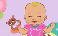 Play Cute Baby Nursery game on Perro-Electric.Com