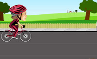 Play Cycle Racers game on Perro-Electric.Com
