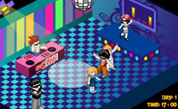 Play Disco Sims game on Perro-Electric.Com