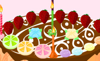 Play Your Birthday Cake game on Perro-Electric.Com