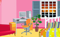 Play Bedroom Make-over 3 game on Perro-Electric.Com