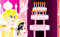 Play Create a Wedding Cake game on Perro-Electric.Com