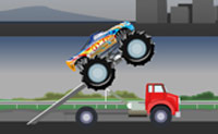 Play Monster Jam game on Perro-Electric.Com