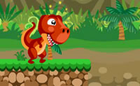 Play Dino Super Jump game on Perro-Electric.Com